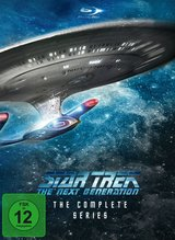 Star Trek - The Next Generation: The Complete Series Poster