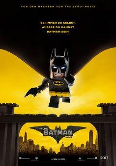 Plakat: The Lego Batman Movie