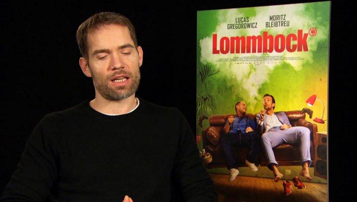 Lommbock - Making Of (Mini) Poster