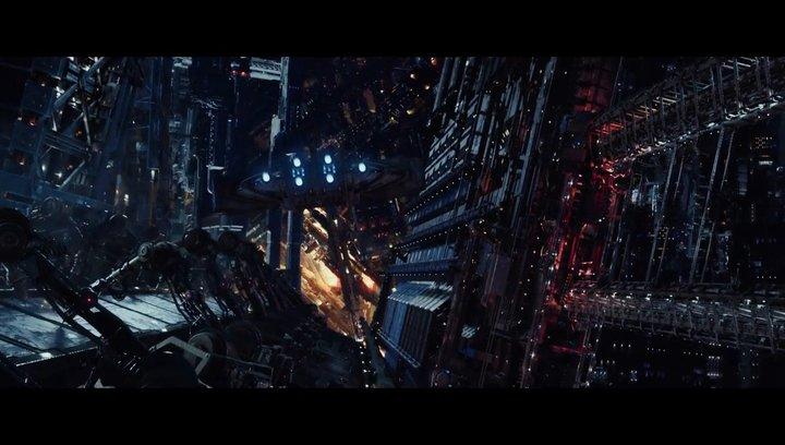 Valerian - Die Stadt der tausend Planeten - Trailer Deutsch Poster