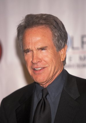 Warren Beatty Poster