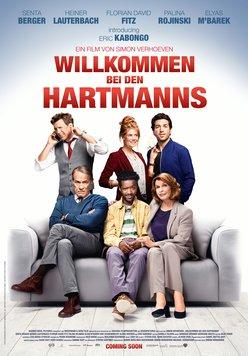 Willkommen bei den Hartmanns Poster