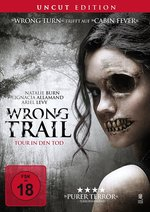 Wrong Trail - Tour in den Tod Poster