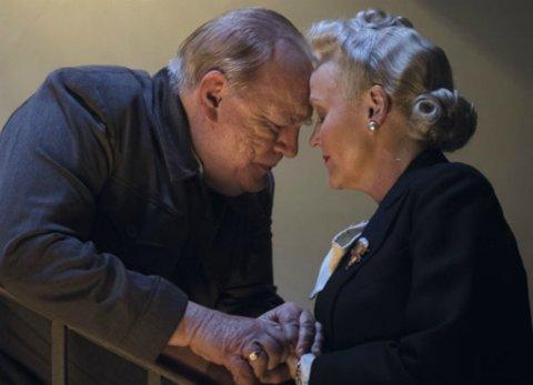 "Brian Cox und Miranda Richardson in dem Historiendrama ""Churchill"" © Universum Film"