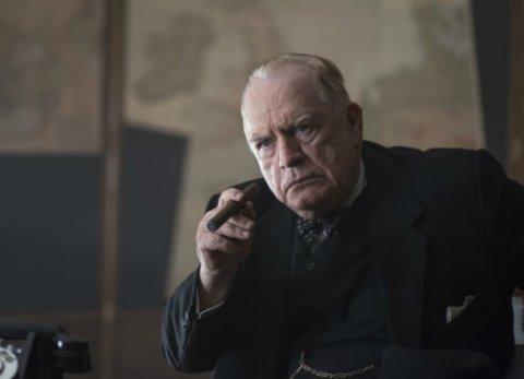 "Brian Cox als Winston Churchill in dem Historiendrama ""Churchill"" ©Universum Film"