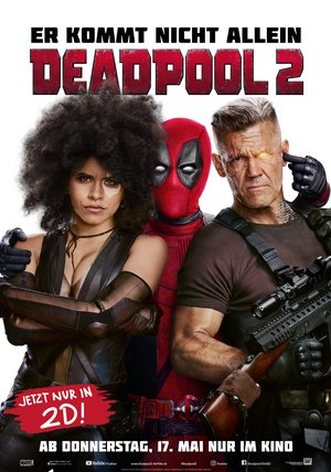 Plakat: DEADPOOL 2