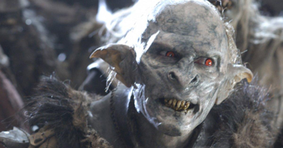 Der Herr Der Ringe So Sehen Die Orks Ungeschminkt Aus Kinode