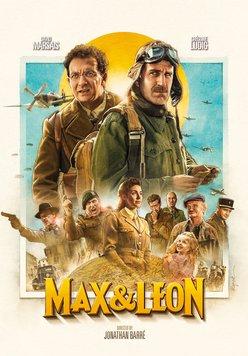 Die verrückte Reise von Max und Leon Poster