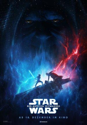 Plakat: STAR WARS 9 – der Aufstieg Skywalkers