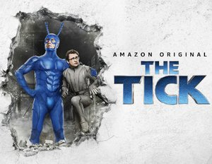 """The Tick"": Serie auf Amazon streamen – legal & günstig"