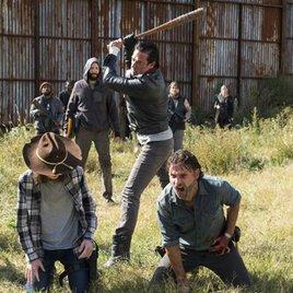 """The Walking Dead"": Szene wurde aus dem Finale von Staffel 7 geschnitten"