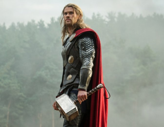 Chris Hemsworth Thor 3