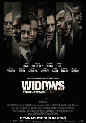 Widows - Tödliche Witwen Poster