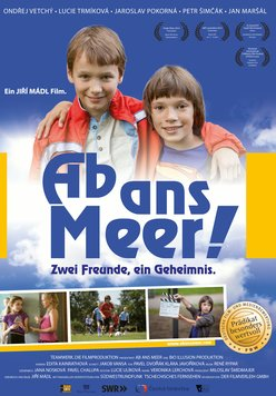 Ab ans Meer! Poster