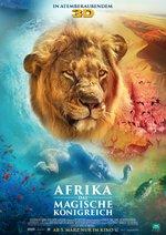 Afrika - Das magische Königreich Poster
