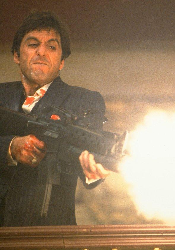 Al Pacino - Scarface Poster
