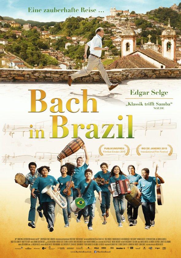 Bach in Brazil Poster
