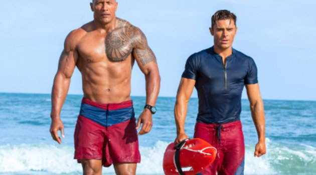Dwayne Johnson vs Zac Efron: Wer ist heißer? Poster