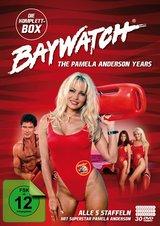 Baywatch - The Pamela Anderson Years - Die Komplettbox Poster