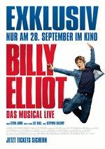 Billy Elliot - Das Musical Live Poster