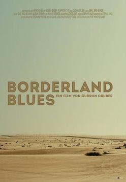 Borderland Blues Poster