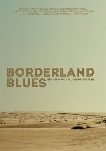 Borderland Blues Poster