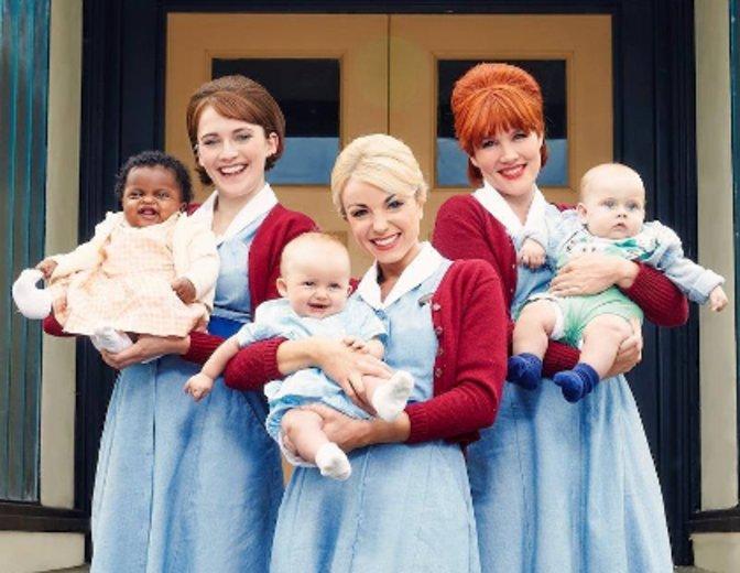 In der 6. Season stehen Patsy, Trixie und Barbara im Zentrum. © BBC