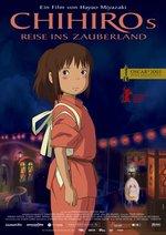 Chihiros Reise ins Zauberland Poster