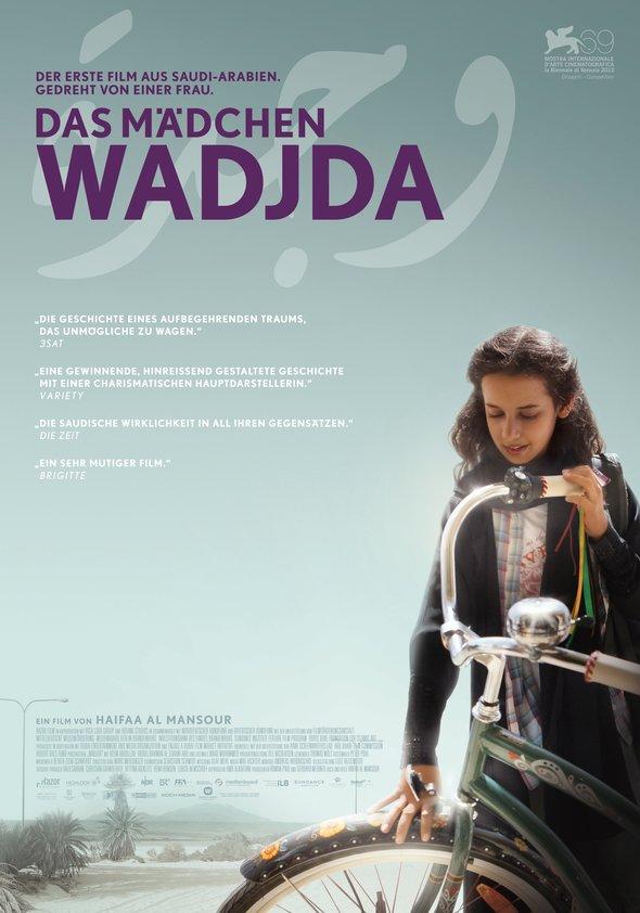 Das Mädchen Wadjda Poster