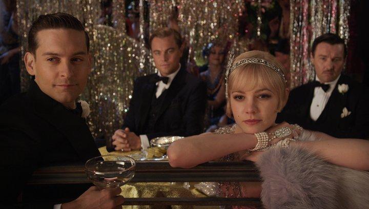 Der Große Gatsby - Trailer Poster