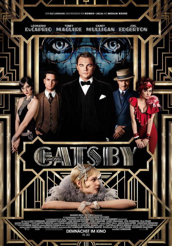 Der große Gatsby Poster