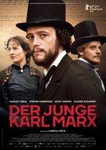 Der junge Karl Marx Poster