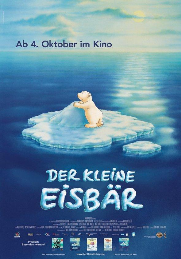 Der kleine Eisbär Poster