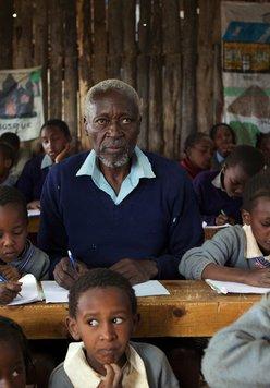 Der älteste Schüler der Welt Poster