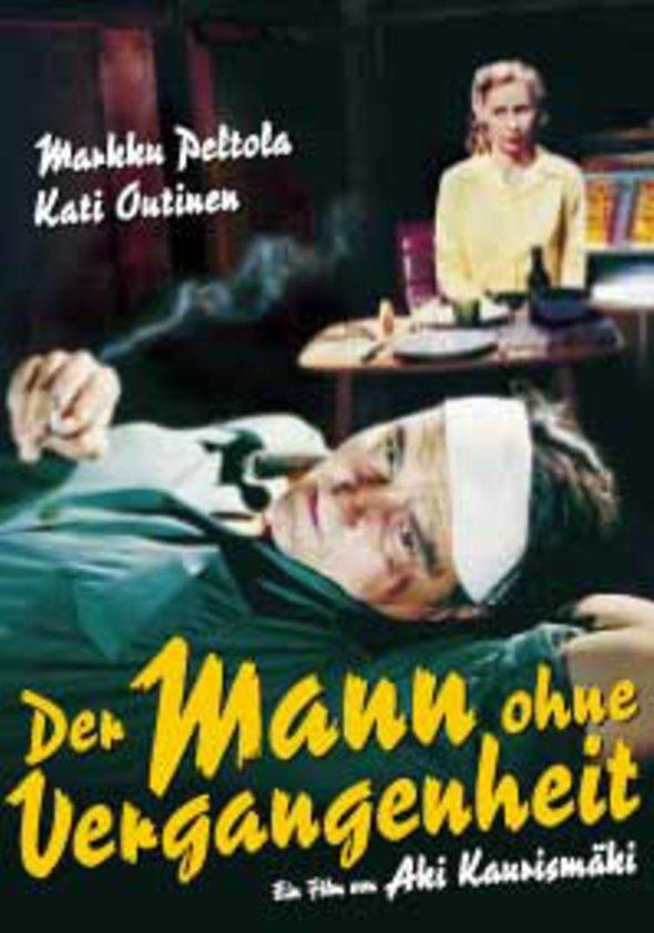 Der Mann ohne Vergangenheit Poster