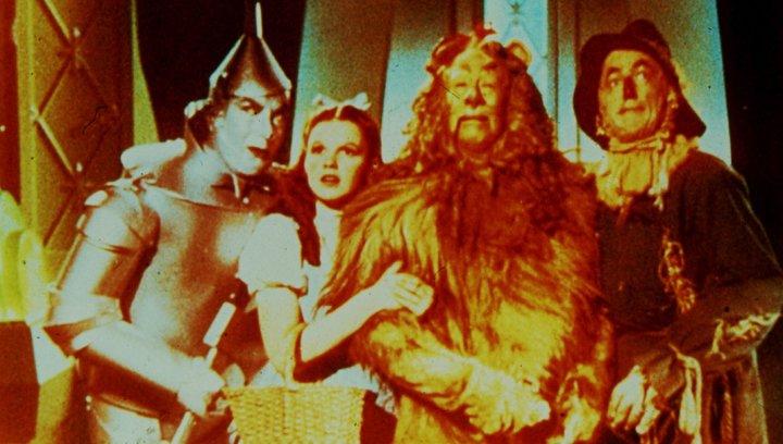 Der Zauberer von Oz - OV-Trailer Poster