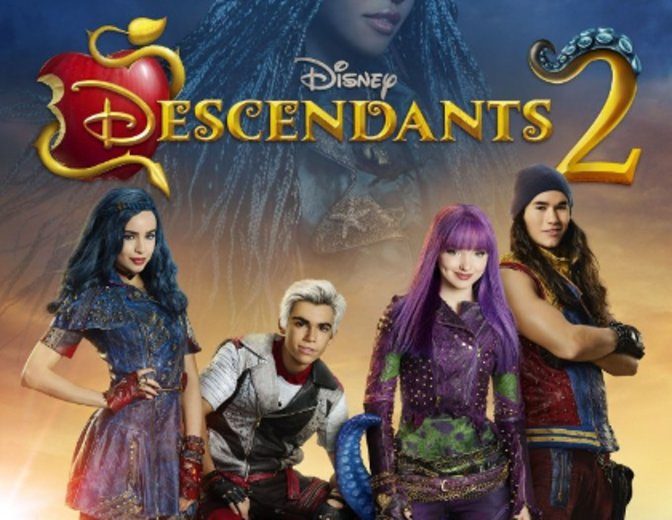 Descendants 2 Free Tv Premiere Morgen Im Disney Channel Im Livestream Kino De