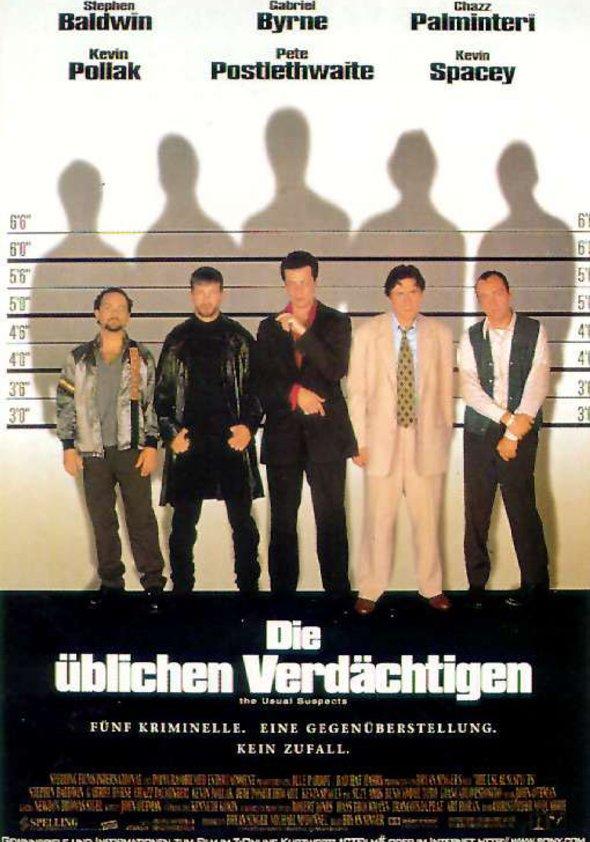 Die üblichen Verdächtigen Poster