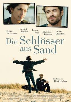 Die Schlösser aus Sand Poster