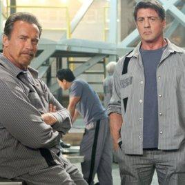 """Vor Teil 2: Sylvester Stallone arbeitet schon fleißig am dritten """"Escape Plan"""""""