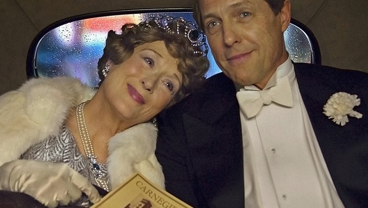 Florence Foster Jenkins - Trailer Poster