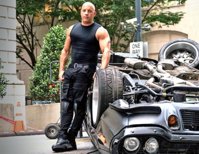 Fast And Furious 8 Berlin