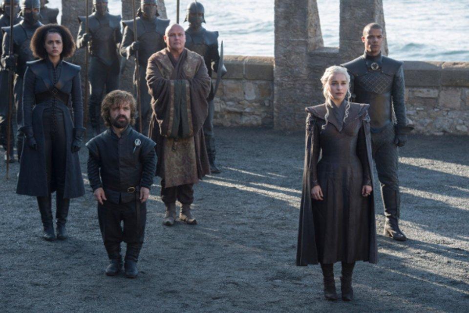 Ist Daenerys etwa in Kingslanding angekommen? © HBO