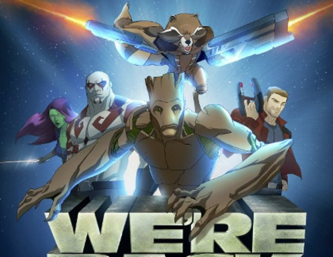 Stream Guardians Of The Galaxy