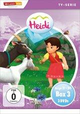 Heidi - Box 3, Folge 21-30 Poster