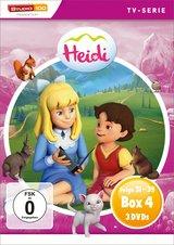 Heidi - Box 4, Folge 31-39 Poster