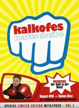 Kalkofes Mattscheibe Vol. 1 (Special Limited Edition, 3 DVDs, Metalpack) Poster