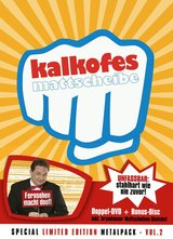 Kalkofes Mattscheibe Vol. 2 (Special Limited Edition, 3 DVDs, Metalpack) Poster