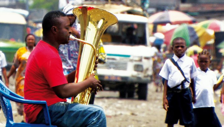 Kinshasa Symphony - Trailer Poster
