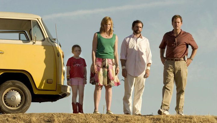 Little Miss Sunshine - Trailer Poster
